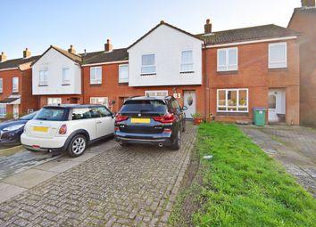 Thumbnail 3 bedroom terraced house for sale in Naseby Avenue, Folkestone