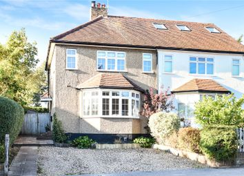Thumbnail 3 bed semi-detached house for sale in West Way, Rickmansworth, Hertfordshire
