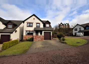 Thumbnail 5 bed detached house for sale in Cubrieshaw Park, West Kilbride