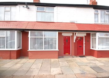Thumbnail 2 bed terraced house for sale in Dorset Street, Blackpool, Lancashire
