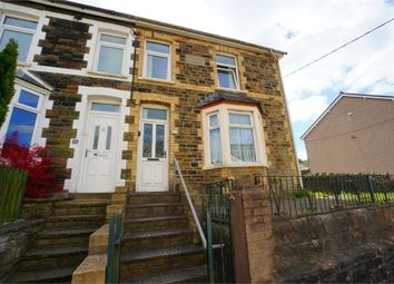 Thumbnail 2 bed end terrace house for sale in North Road, Pontywaun, Newport