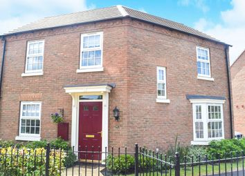 Thumbnail 3 bed detached house for sale in Charlotte Way, Netherton, Peterborough