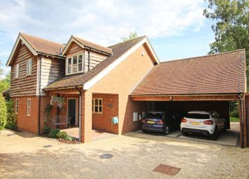Thumbnail 4 bed detached house for sale in Maurys Lane, West Wellow, Romsey