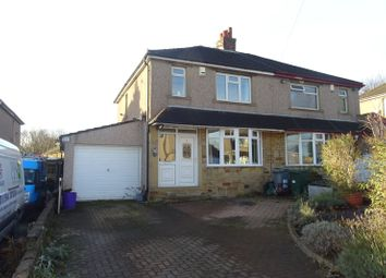 Thumbnail 3 bed semi-detached house for sale in Furnace Grove, Bradford, West Yorkshire