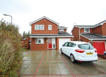 Thumbnail 5 bedroom detached house for sale in Wimberry Drive, Waterhayes, Newcastle
