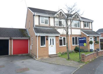 Thumbnail 3 bed semi-detached house to rent in Ferndown Gardens, Farnborough