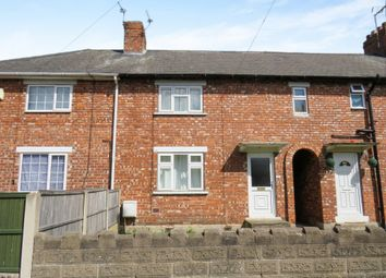 Thumbnail 2 bed terraced house for sale in Barnsley Road, Moorends, Doncaster