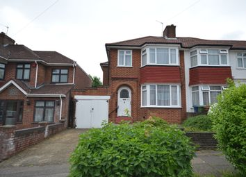Thumbnail 3 bed semi-detached house to rent in Kynance Gardens, Stanmore