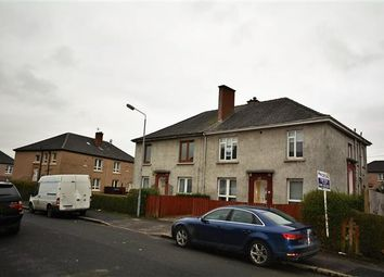Thumbnail 2 bed flat for sale in Cardarrach Street, Springburn, Glasgow