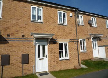 Thumbnail 3 bed terraced house to rent in Monarch Court, Longbenton, Newcastle Upon Tyne