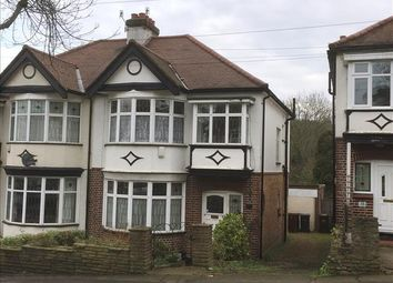 Thumbnail 3 bed semi-detached house for sale in 60 College Gardens, London