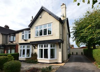 Thumbnail 4 bed semi-detached house for sale in Weston Road, Weston Coyney, Stoke-On-Trent
