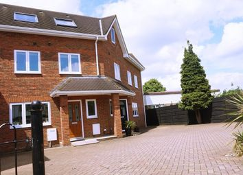 Thumbnail 4 bed semi-detached house for sale in Rupert Court, St. Peters Road, West Molesey