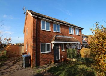 Thumbnail 2 bed semi-detached house to rent in Scopes Road, Kesgrave, Ipswich