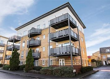 Thumbnail 2 bed flat for sale in Chiltern Close, Watford, Herts