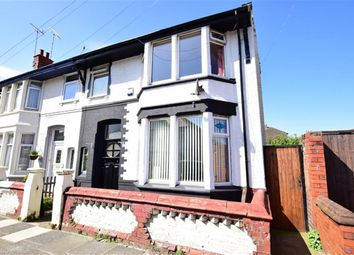 Thumbnail 4 bed semi-detached house for sale in Moorcroft Road, Wallasey, Merseyside