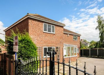Thumbnail 6 bed detached house for sale in Orchard Close, Eggborough, Goole