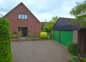 Thumbnail 4 bed detached house for sale in Whetstone Close, Heelands, Milton Keynes