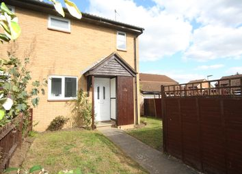 Thumbnail 1 bed terraced house to rent in Hawkswell Close, Woking