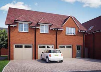 Thumbnail 2 bed property for sale in William Morris Way, Tadpole Garden Village, Swindon