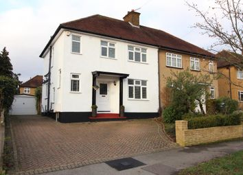 Thumbnail 3 bed semi-detached house to rent in West Way, Rickmansworth