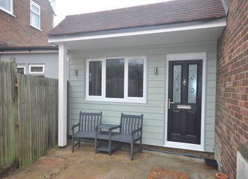 Thumbnail 2 bed flat to rent in Whitegates Avenue, West Kingsdown, Sevenoaks