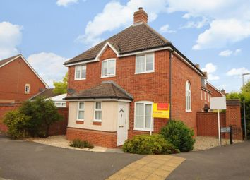 Thumbnail 3 bed detached house for sale in Dart Drive, Ladygrove, Didcot