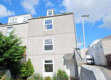 Thumbnail 2 bed flat for sale in Clarence Place, Morice Town, Plymouth