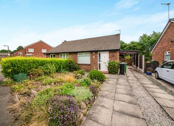 Thumbnail 2 bedroom bungalow for sale in Chudleigh Close, Bramhall, Stockport