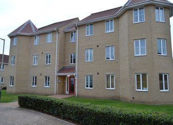 Thumbnail 2 bed flat to rent in Bobbin Road, Norwich