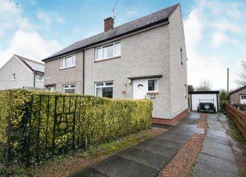 Thumbnail 3 bed semi-detached house for sale in Balfour Street, Bannockburn, Stirling, Stirlingshire