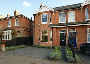 Thumbnail 4 bedroom semi-detached house for sale in Grange Road, Bishop's Stortford