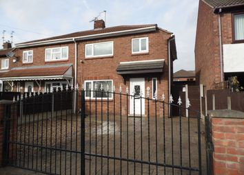 Thumbnail 2 bed semi-detached house to rent in Rose Crescent, Scawthorpe, Doncaster