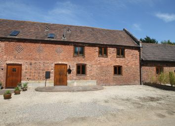 Thumbnail 3 bed barn conversion for sale in Frodesley, Dorrington, Shrewsbury