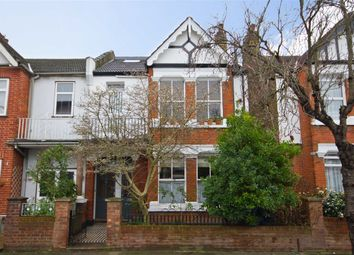Thumbnail 3 bed flat for sale in Davis Road, London