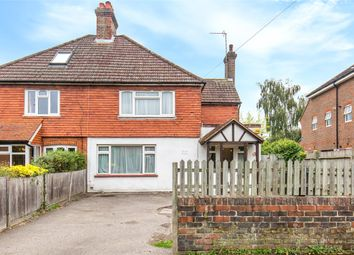 Thumbnail 3 bedroom semi-detached house for sale in Holland Road, Oxted, Surrey