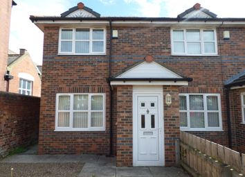 Thumbnail 3 bed terraced house to rent in Station Road, Ashington