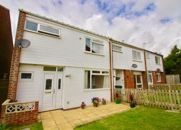 Thumbnail 4 bed end terrace house for sale in Warren Way, Telscombe Cliffs, Peacehaven