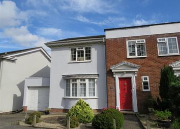 Thumbnail 3 bed semi-detached house for sale in Forde Park, Newton Abbot
