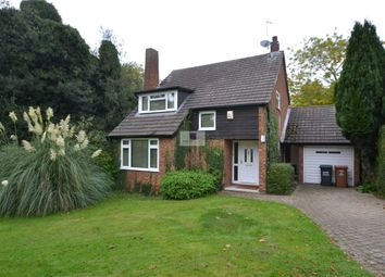 Thumbnail 3 bed detached house to rent in Abbots Road, Abbots Langley