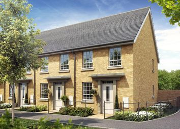"Thumbnail 2 bed terraced house for sale in ""Tiverton"" at Great Mead, Yeovil"