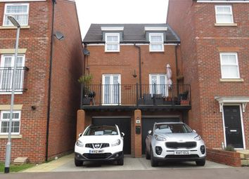 Thumbnail 3 bed semi-detached house for sale in Limestone Grove, Houghton Regis, Dunstable