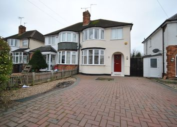 Thumbnail 3 bed semi-detached house for sale in Dunnard Road, Shirley, Solihull