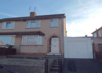 Thumbnail 3 bed property to rent in Gages Road, Kingswood, Bristol