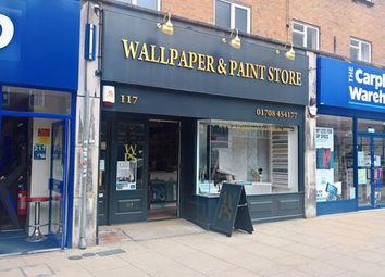 Thumbnail Retail premises to let in 117 High Street, Hornchurch, Essex