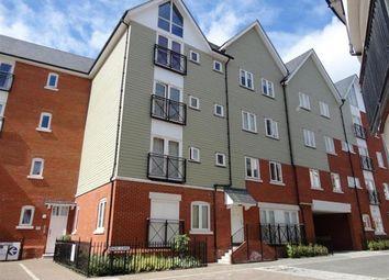 Thumbnail 2 bed flat to rent in Back Lane, Canterbury
