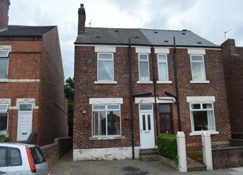 Thumbnail 4 bedroom semi-detached house for sale in Eastwood Mount, Rotherham