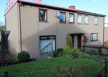 Thumbnail 3 bed semi-detached house to rent in Dunsinane Drive, Perth