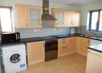 Thumbnail 4 bed detached house for sale in Fraser Close, Deeping St. James, Peterborough