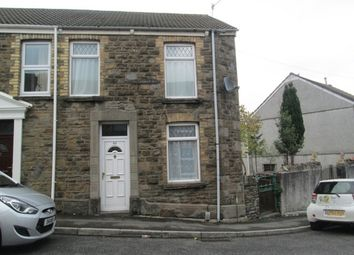 2 bed end terrace house to rent in Pleasant Street, Morriston SA6